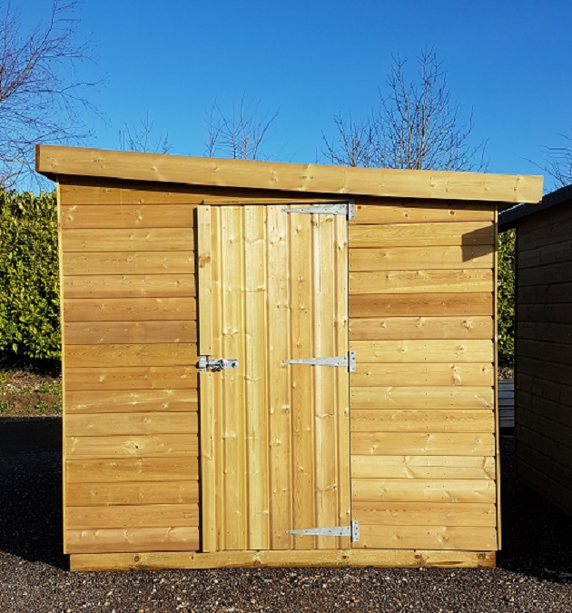 Bespoke Shed 6 X 9 Rhf Garden Buildings And Sheds Iow